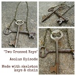 Two Crosses Keys Aeolus